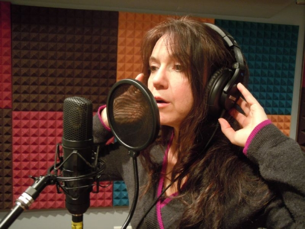 Recording I GRANT I AM A WOMAN - Shakespearean based CD for 2 female voices.