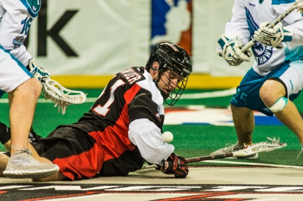 Indoor 'Box' Lacrosse as they call it was one of the most difficult sports I've shot, period, but so rewarding.