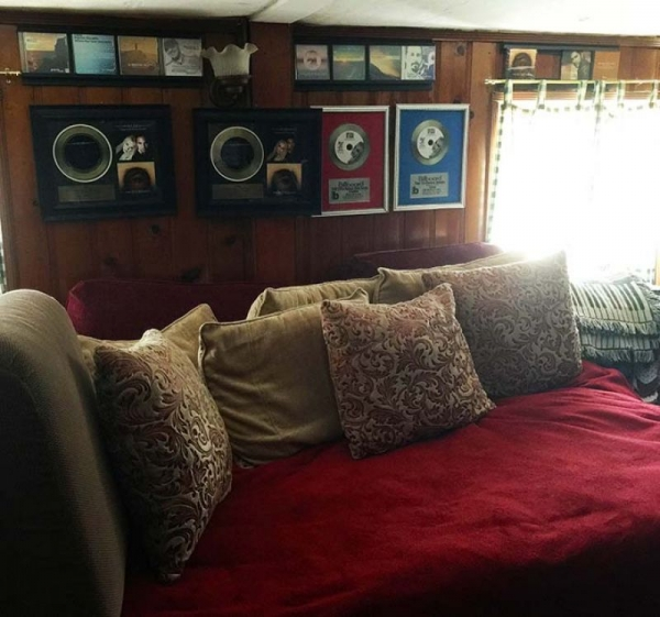 My 400 square foot recording studio in Hollywood for in person private coaching and recording albums. Has kitchenette, bathroom, vocal booth