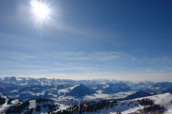 Rigi – Queen of the Mountains - Switzerland