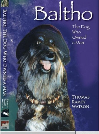 Popular book about my Afghan hound Baltho, who acted as my co-therapist in my counseling practice.