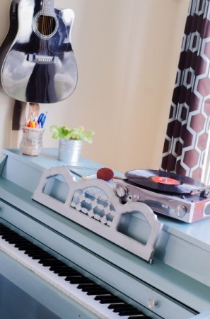 """a tiny glimpse of our home Studio we call """"MY LIL AVANT-GARDE"""""""