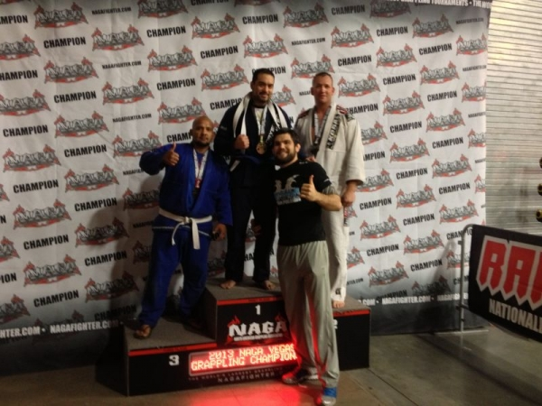 N.A.G.A.-    Competition     North American Grappling Assoc.