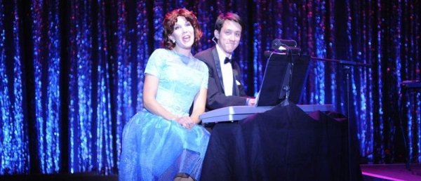 "One of the Musical shows(""Taffetas"") I played the piano for"