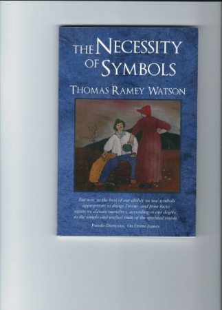 The Necessity of Symbols front cover.
