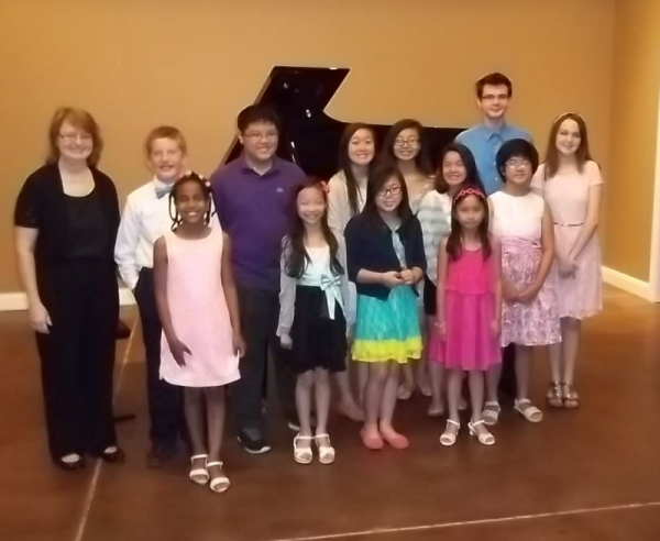 Spring Music Recital 2015