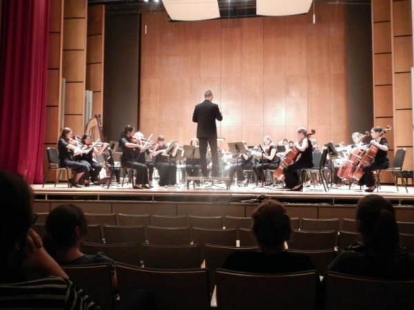 HSCO March 2014 Concert (An American Journey Through Pops and Music)