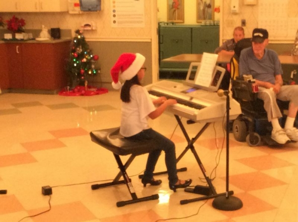 Christmas Community Recital - Victoria Shea Nursing Home