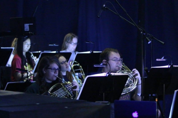I was a part of the first world wide amateur production of the symphonic edition of Children of Eden. I played horn and tenor sax.