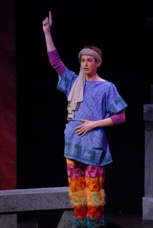 A FUNNY THING HAPPENED...FORUM | UAHuntsville | Pseudolus | 2008