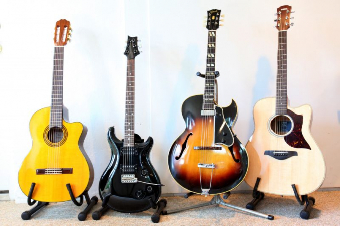 Some of my Guitars!
