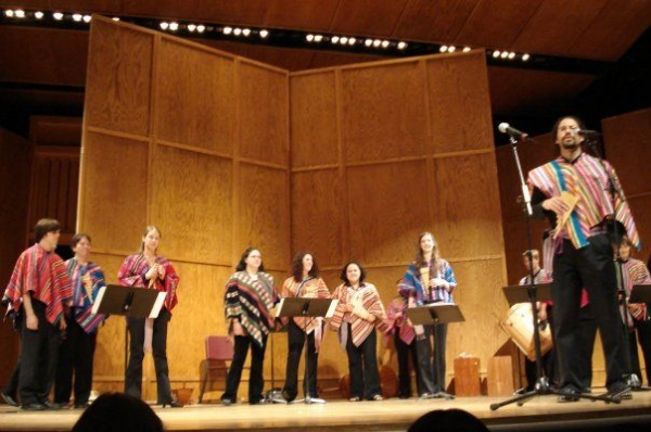 Aconcagua Andean Ensemble at FSU