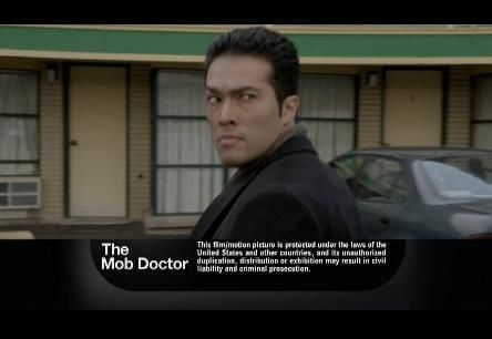 Mob Doctor guest star spot from December 2012