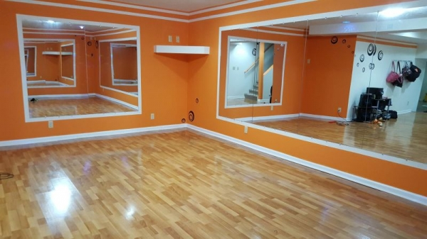 I have a dance studio