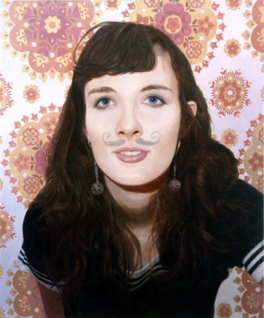 Oil Portrait - Allison