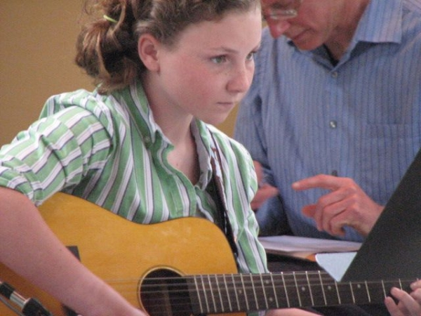 Awesome performance at a recent student recital!