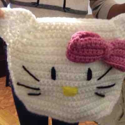 Hello Kitty Bag I Made