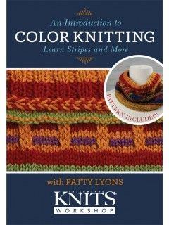 Interweave Knits DVD