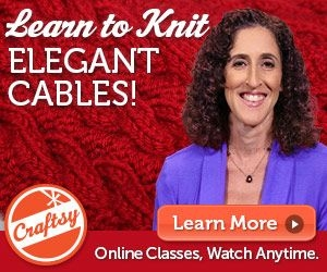 Craftsy Online Class