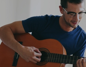 Live guitar courses and classes