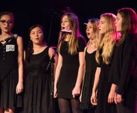 Singing and Performing for Musical Theater
