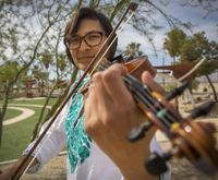 Violin 101: Learning the Violin Parts & How to Hold a Violin