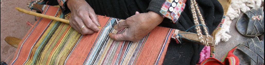 Picture of weaving lessons in Artesia, CA