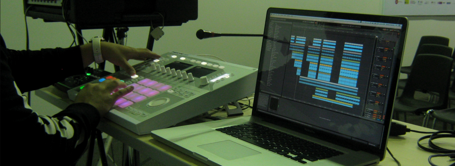 Picture of ableton lessons in Weehawken, NJ