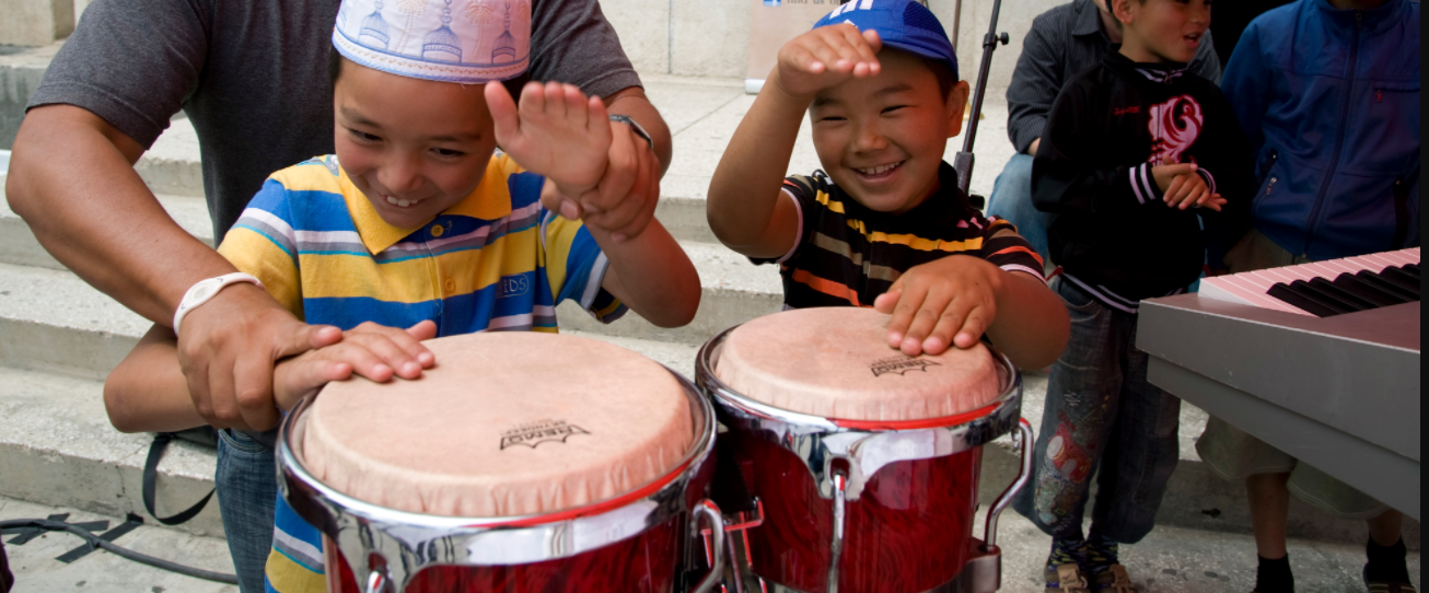 Picture of bongo lessons in Canoga Park, CA