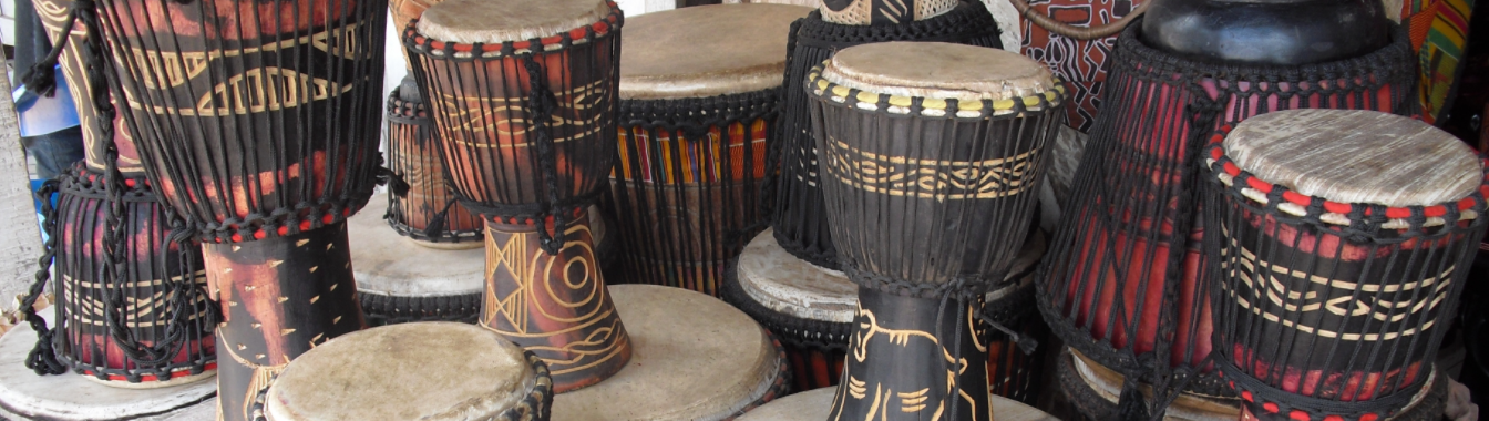 Picture of djembe lessons in Huntington Beach, CA