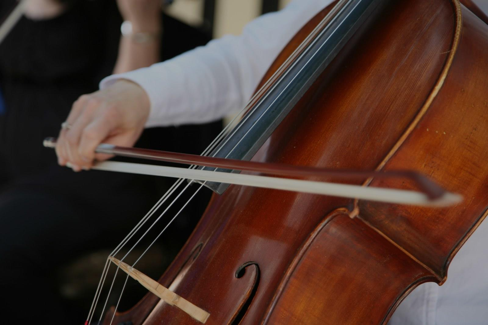Picture of cello lessons in Rancho Santa Fe, CA