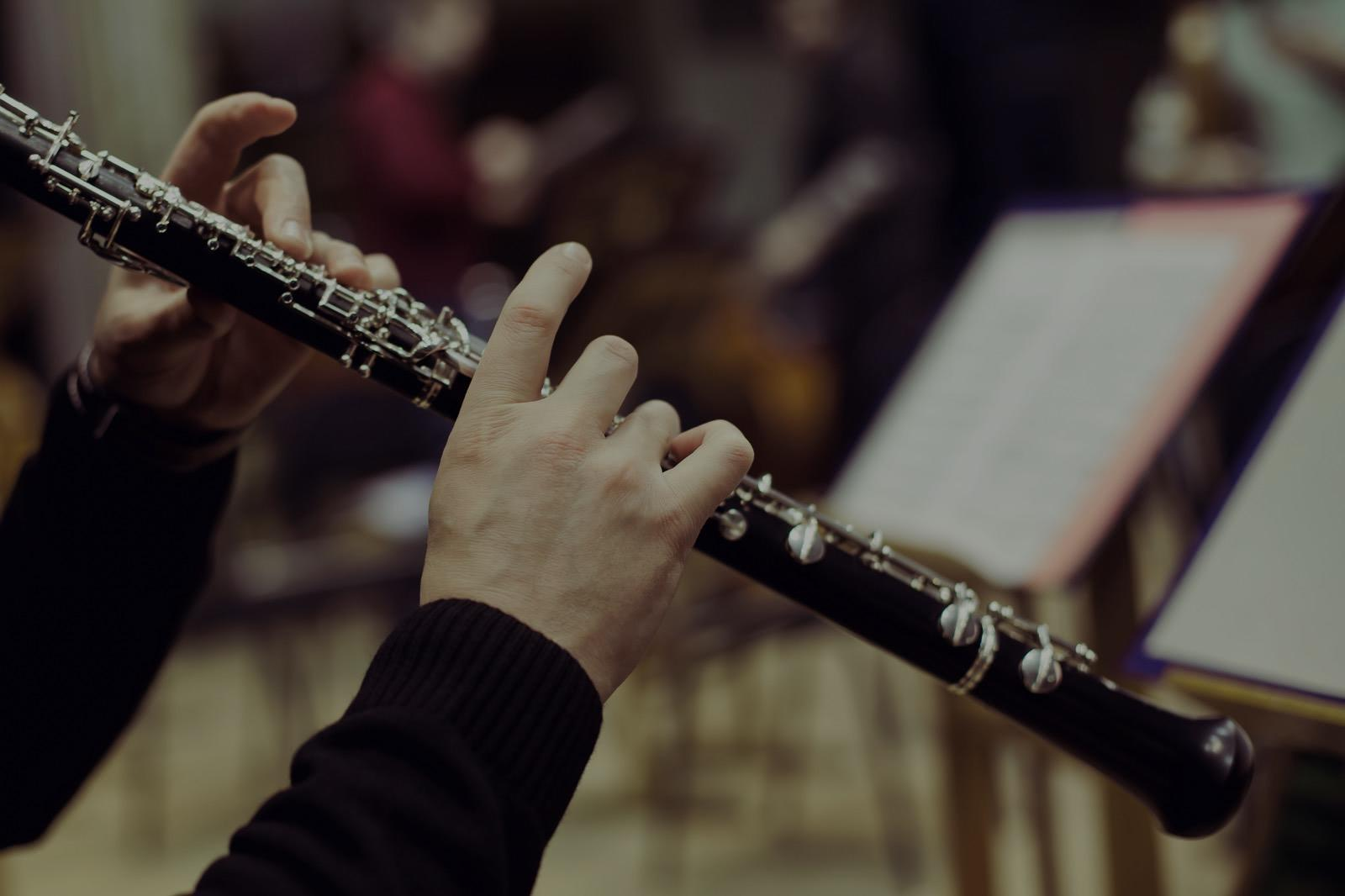 Picture of clarinet lessons in Macalester - Groveland