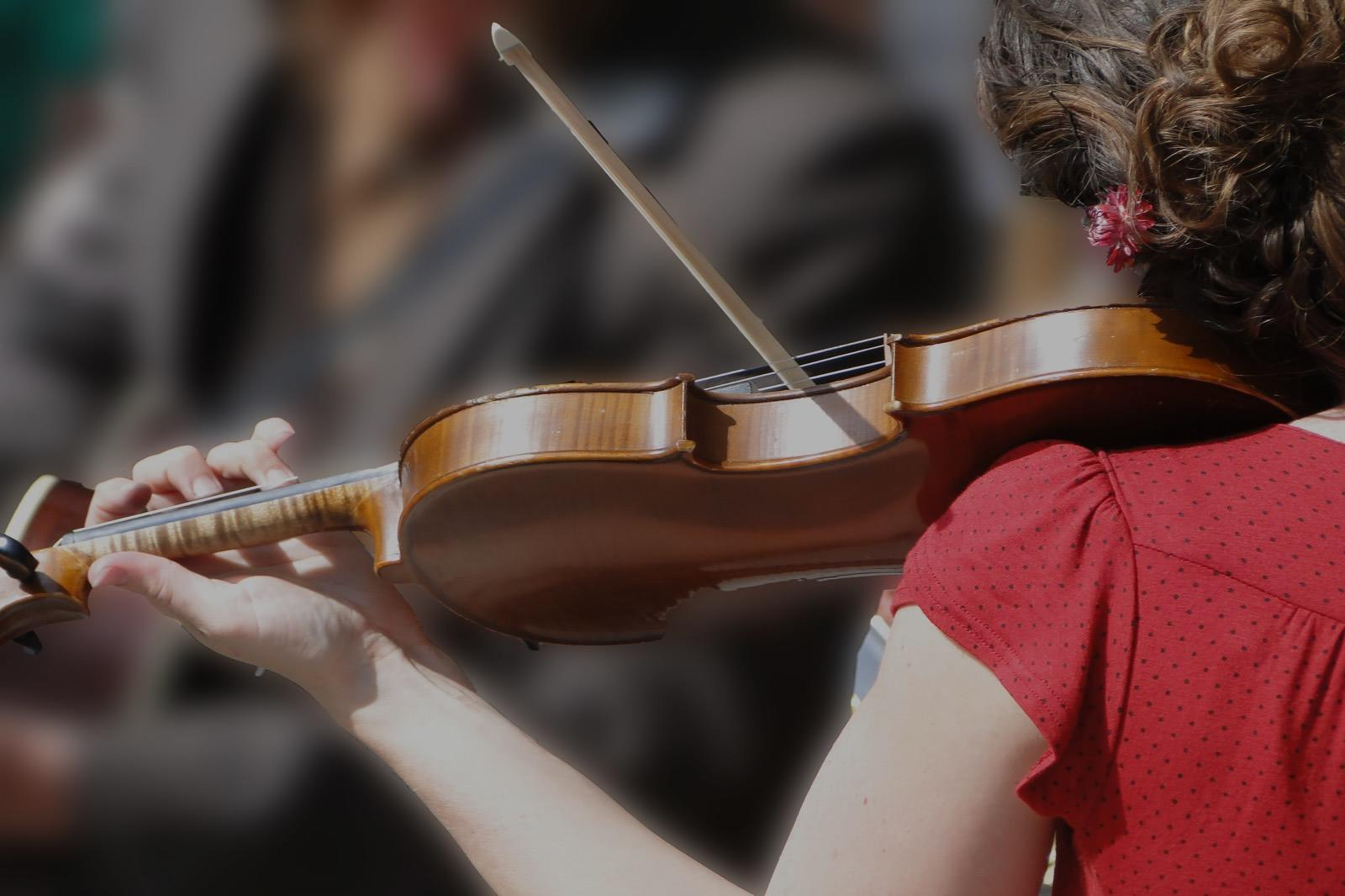 Picture of fiddle lessons in Englewood Cliffs, NJ