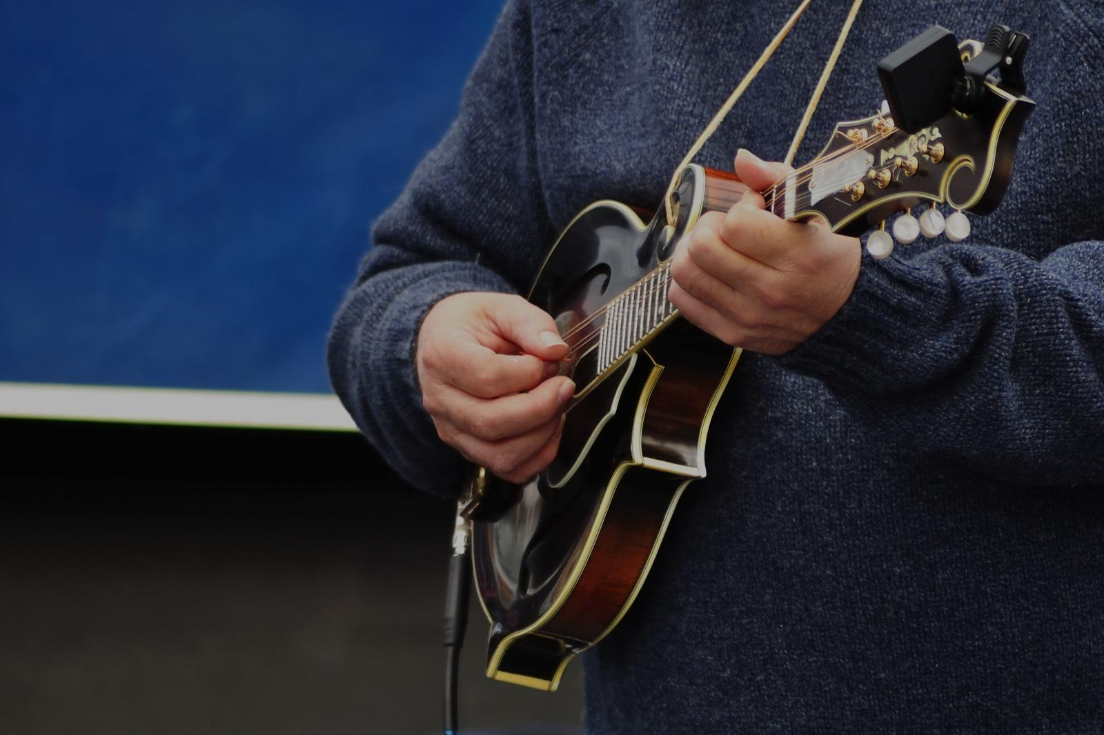 Picture of mandolin lessons in Marlborough, CT