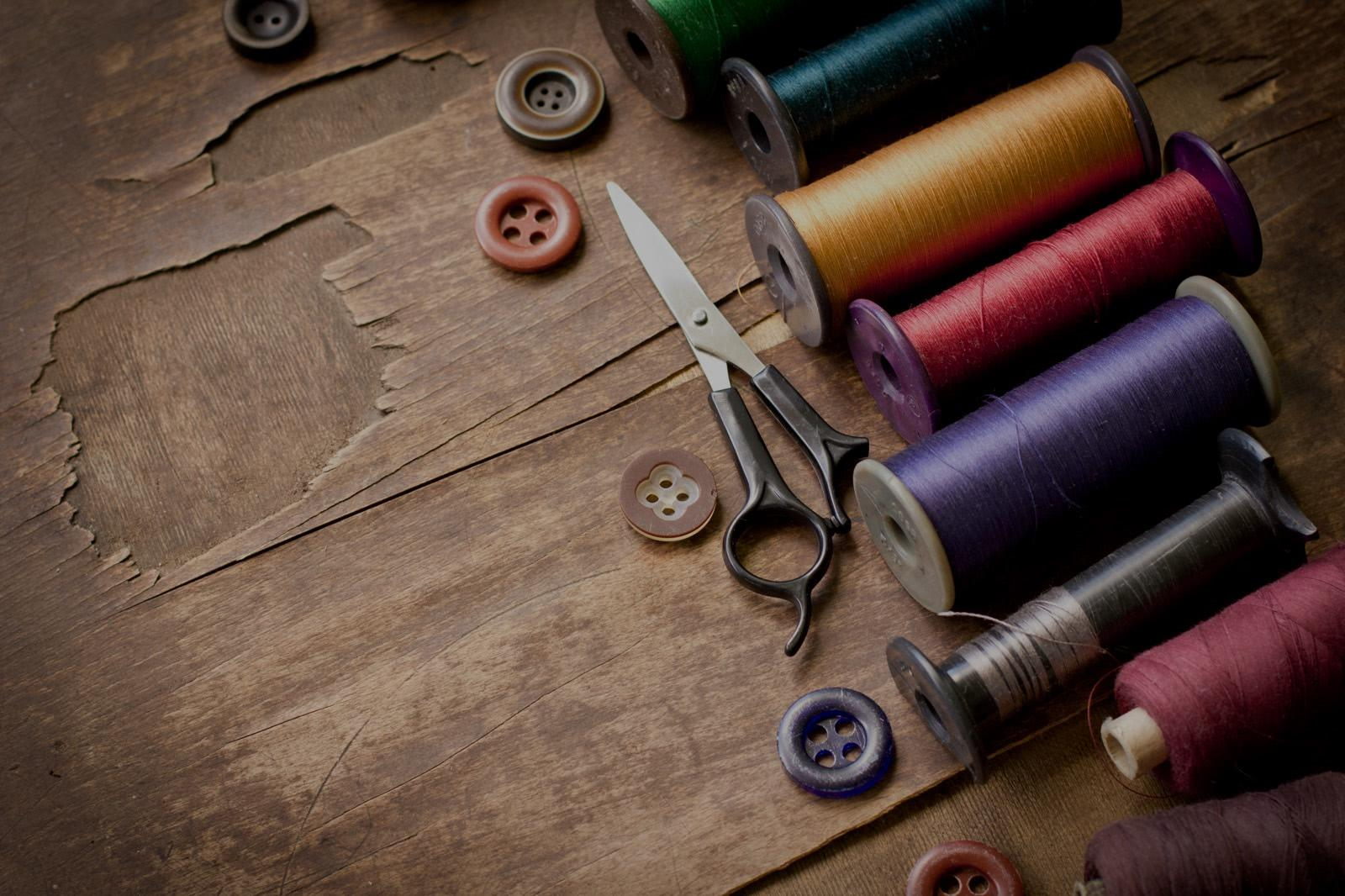Picture of sewing lessons in Roanoke, TX