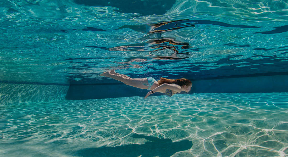 Picture of swimming lessons in Palm Beach, FL
