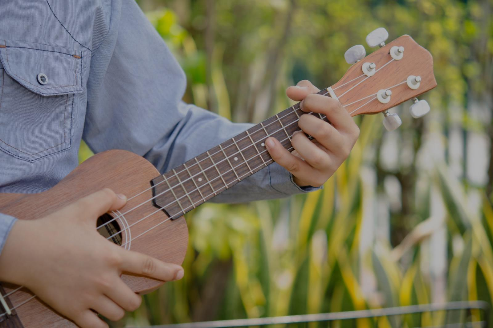 Picture of ukulele lessons in Palm Beach, FL