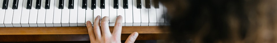Learn how to play piano